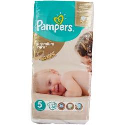PAMPERS PREMIUM CARE 5...