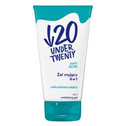 Under Twenty Żel Myjący 4w1...