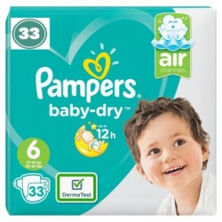 Pampers Baby Dry Air...