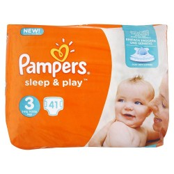 Pampers Sleep & Play 3...