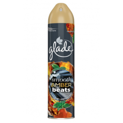 Glade Smooth Amber Beats...