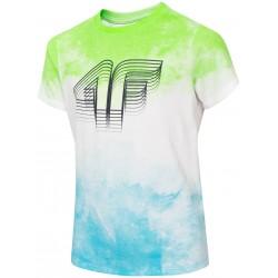 4F T-shirt Chłopięcy...