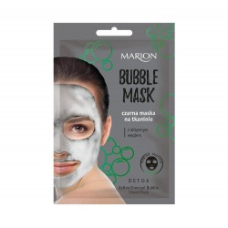Marion Bubble Mask Czarna...