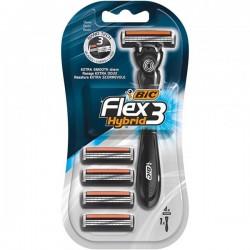 Bic Flex3 Hybrid Maszynka...