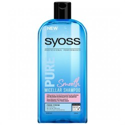 Syoss Pure Smooth Szampon...