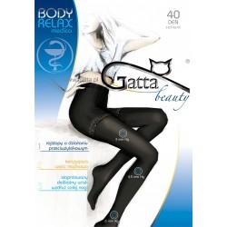 Gatta Rajstopy Body Relax...