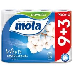 Mola Papier Toaletowy 12 Rolek