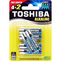 BaterieToshiba  Alkaline...