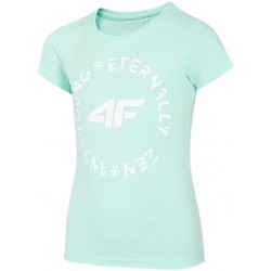4F Koszulka Dziewczęca...