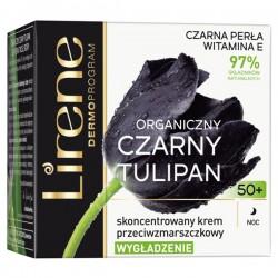 Lirene Czarny Tulipan Krem...