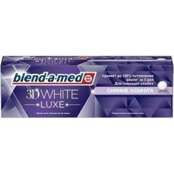 Blend-a-med 3D White Luxe...
