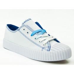 HAIDRA BK6255-2 WHITE/BLUE