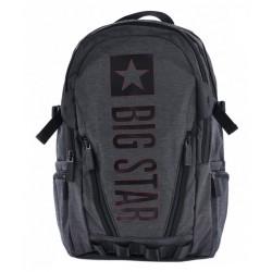 Big Star Plecak HH574178 Szary