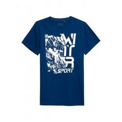 4F Koszulka Męska...
